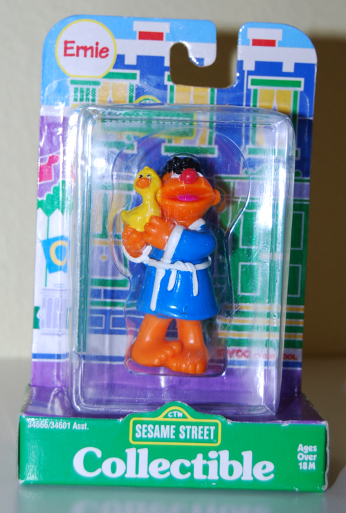 Tyco collectible figure ernie