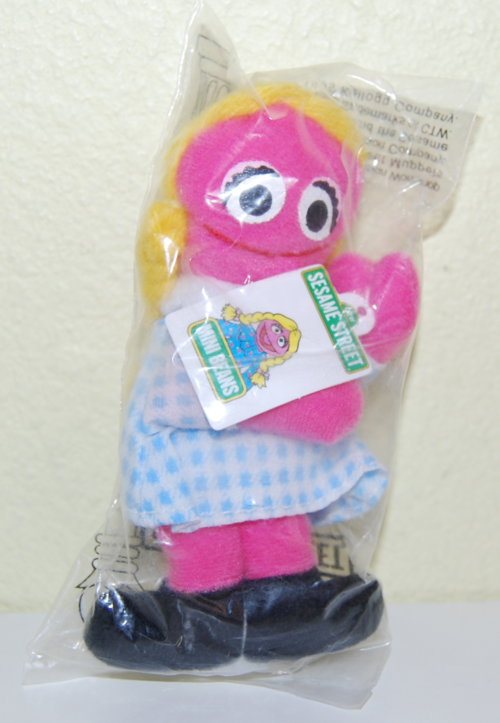 Sesame street mini beans betty lou