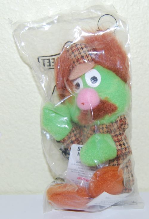 Sesame Street Mini Beans Sherlock Hemlock