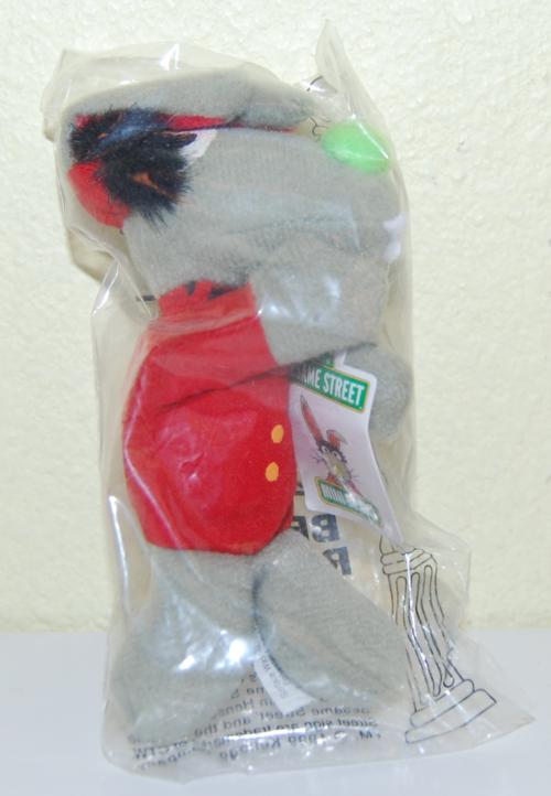 Sesame street mini beans benny rabbit x