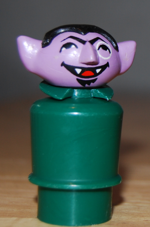 The count fp little people