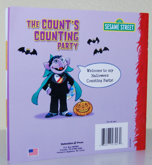 The count's counting party 6