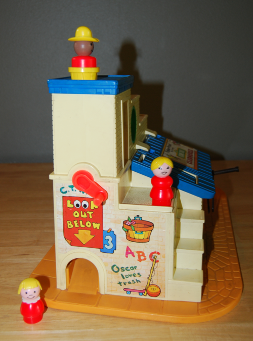 Fisher price sesame street clubhouse 2