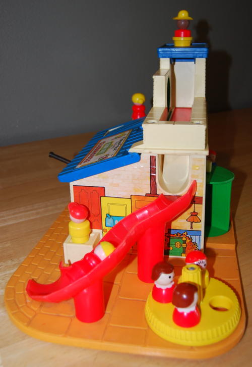 Fisher price sesame street clubhouse 5