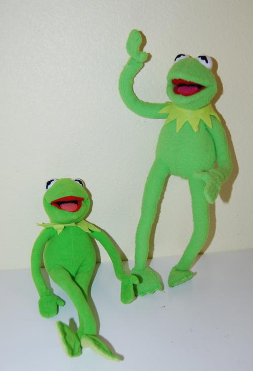 Kermit plush toys