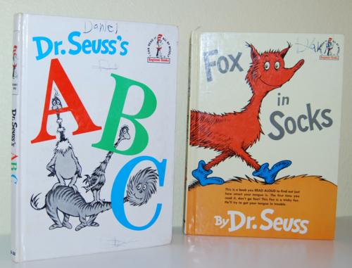 Dr seuss books 2