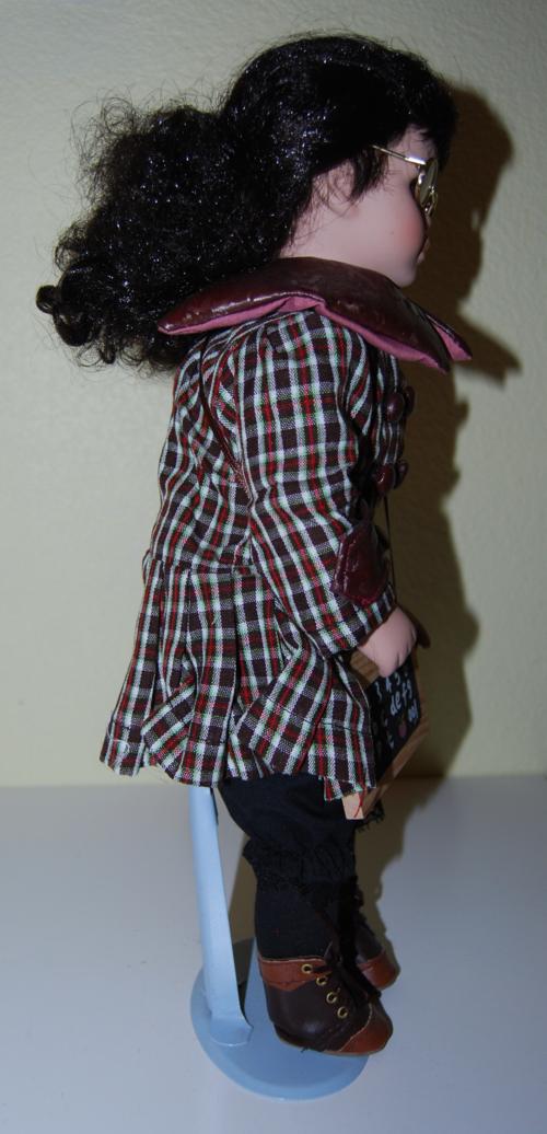Emerald doll 2