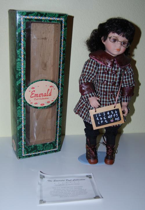 Emerald doll 8