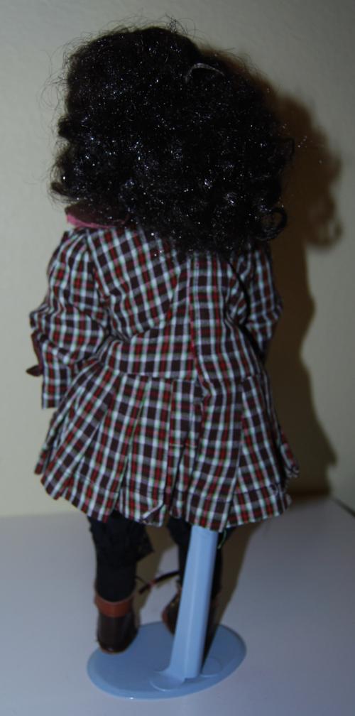 Emerald doll 3