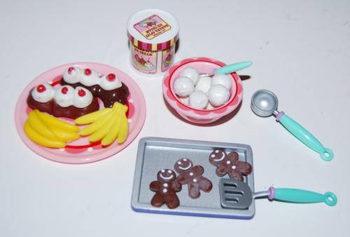 Kitchen littles dessert