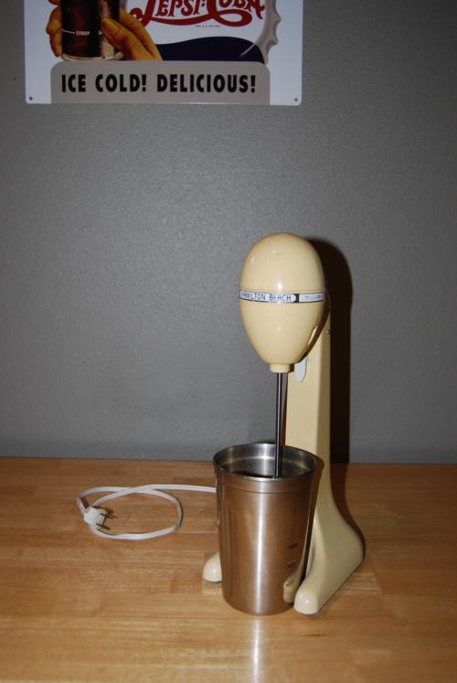 Hamilton beach shake maker cup x