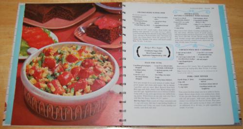Betty crocker new & easy cookbook 4