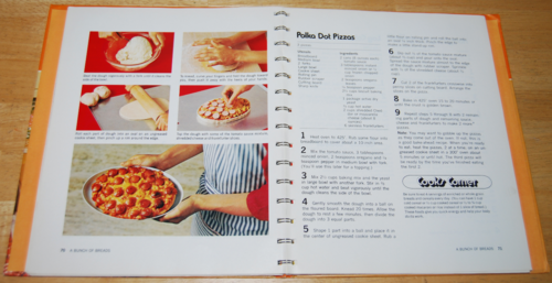 Betty crocker cookbook for boys & girls 1975