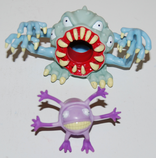 Aaah real monsters toys 11