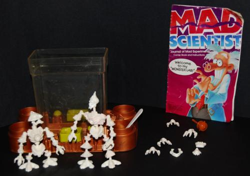 Mad scientist monster lab