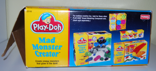 Mad monster creator box 2