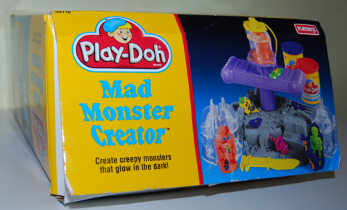 Mad monster creator box 3