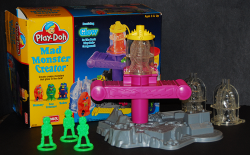 Playskool mad monster creator