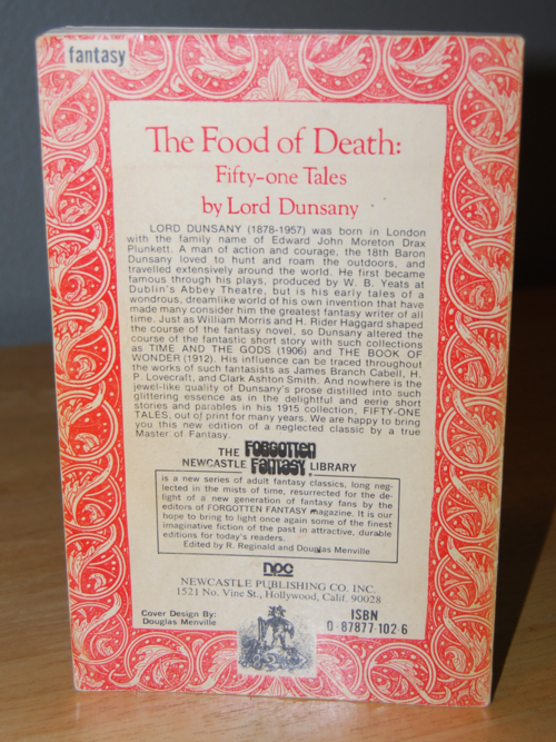The food of death 2