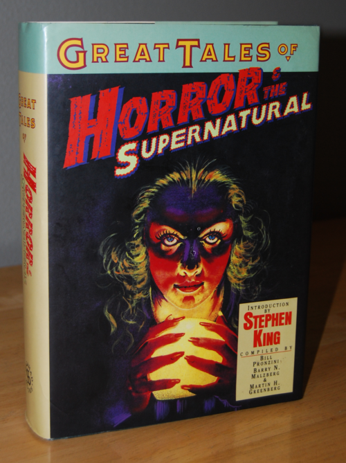 Great tales of horror & supernatural