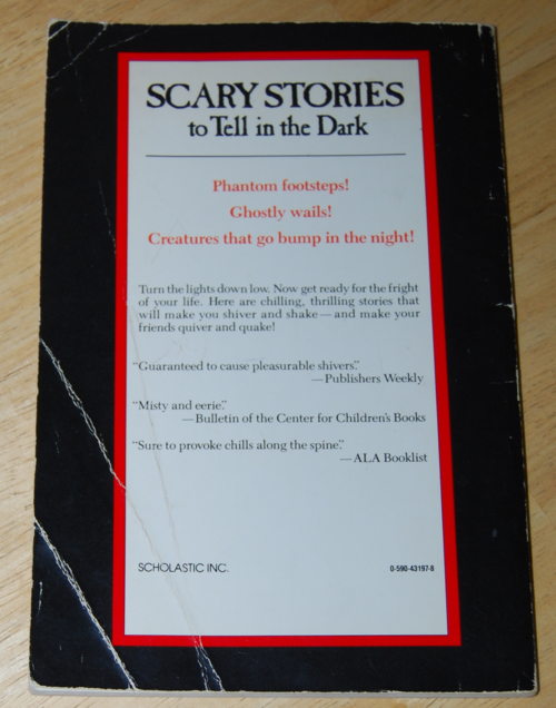 Scary stories 2