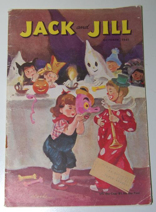 Jack & jill october 1951