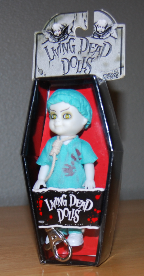 Living dead dolls scrubs