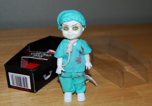 Living dead dolls scrubs 3