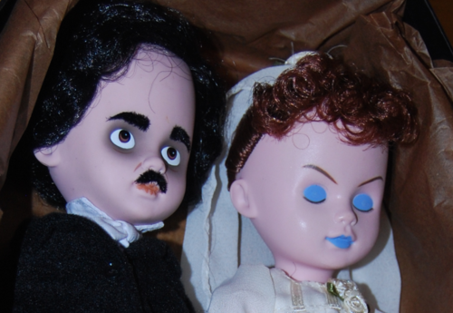 Living dead dolls poe & annabelle lee 5