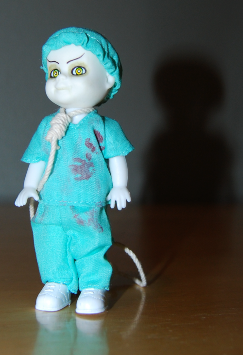 Living dead dolls scrubs 4