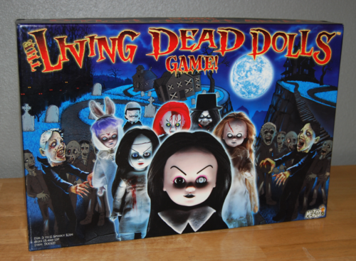 The living dead dolls game