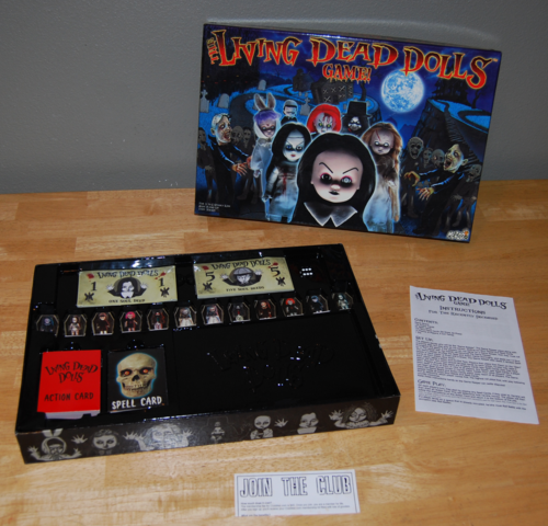 The living dead dolls game 2