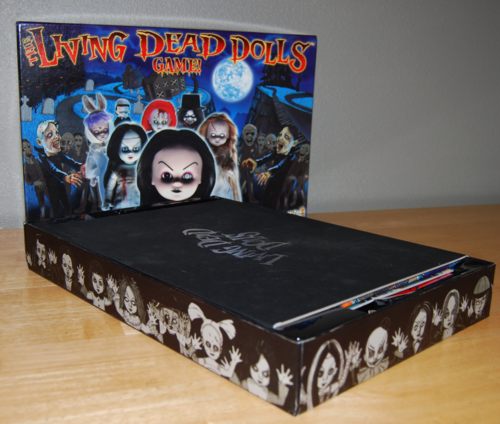 The living dead dolls game 8