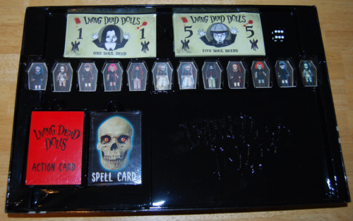 The living dead dolls game 4