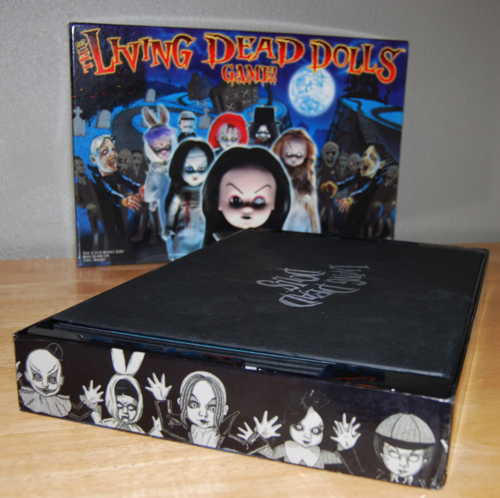 The living dead dolls game 9