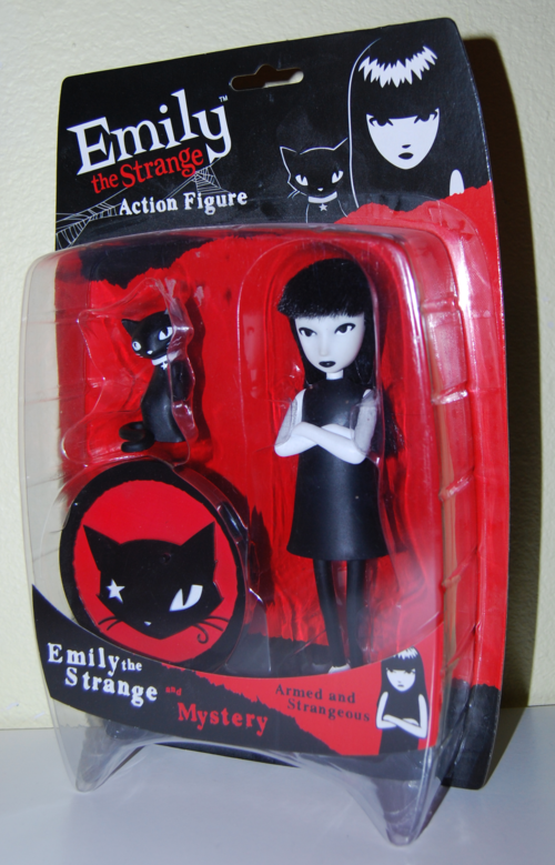 Emily the strange action figures 1