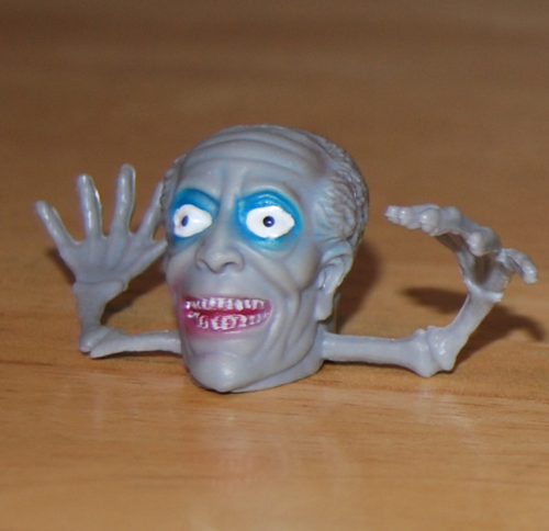 Scary finger puppets 1