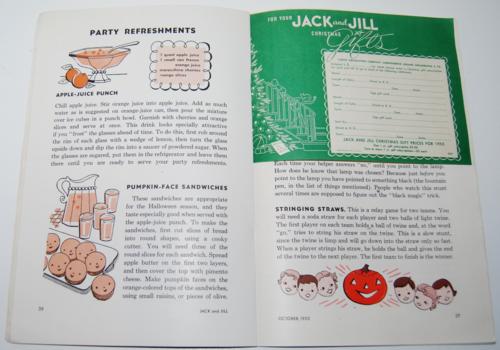 Jack & jill october 1953 10