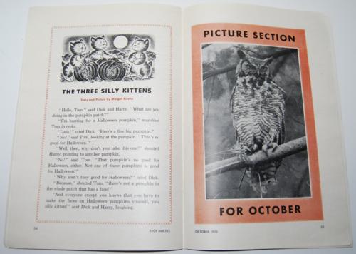 Jack & jill october 1953 12