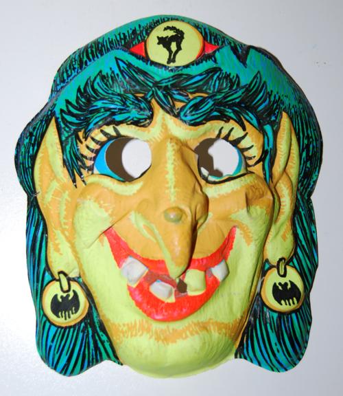 Gypsy halloween mask 2