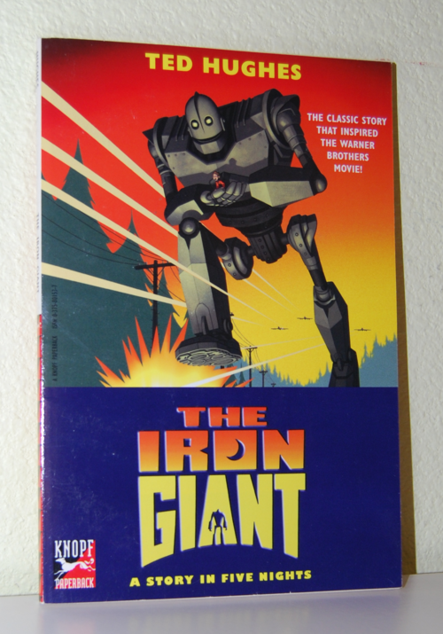 The iron giant ted hughes