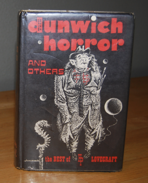 Lovecraft arkham house dunwich horror