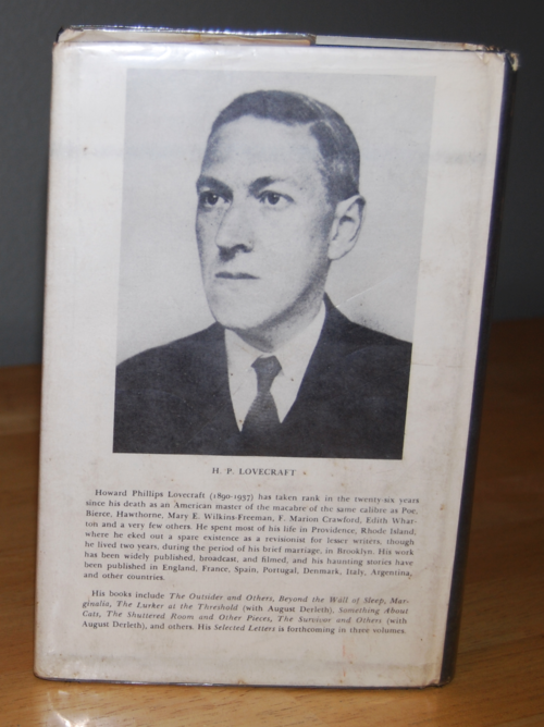 Lovecraft arkham house dunwich horror 2