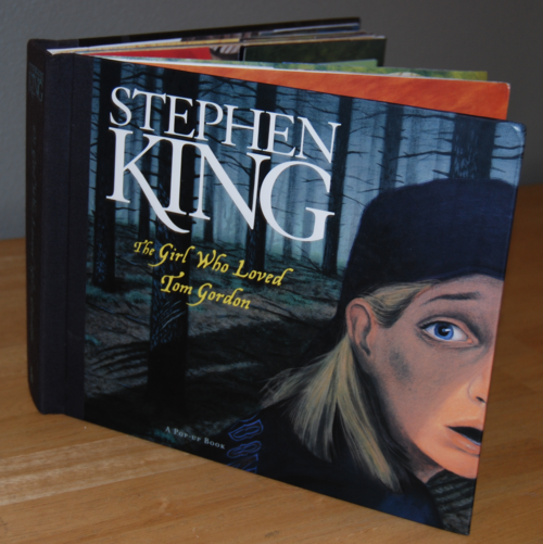 Sk the girl who loved tom gordon pop up book