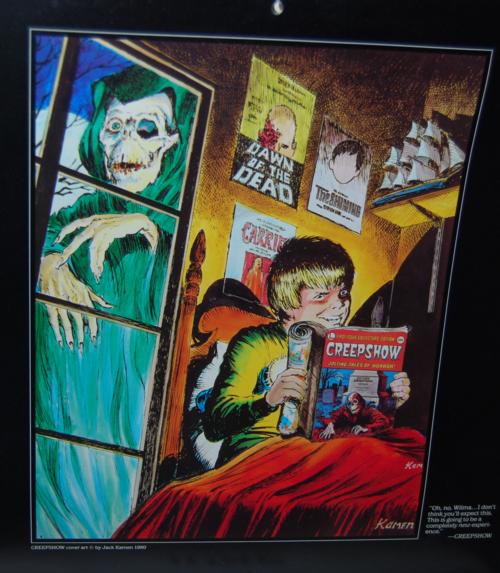 Stephen king calendar 1986 x