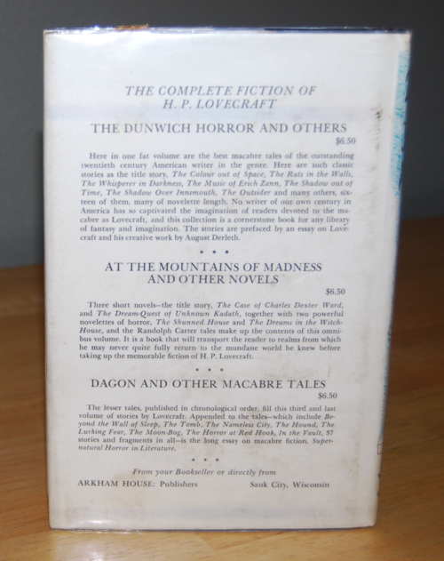 Lovecraft arkham house horror in the museum 2