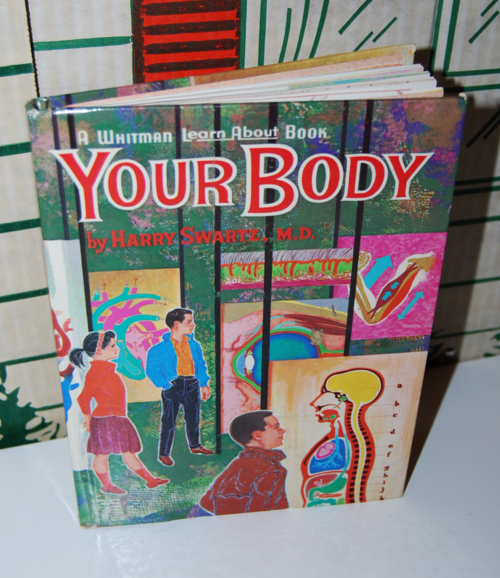 Your body whitman book 2