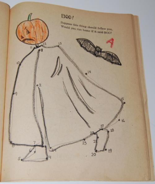 Dell halloween 1954 7