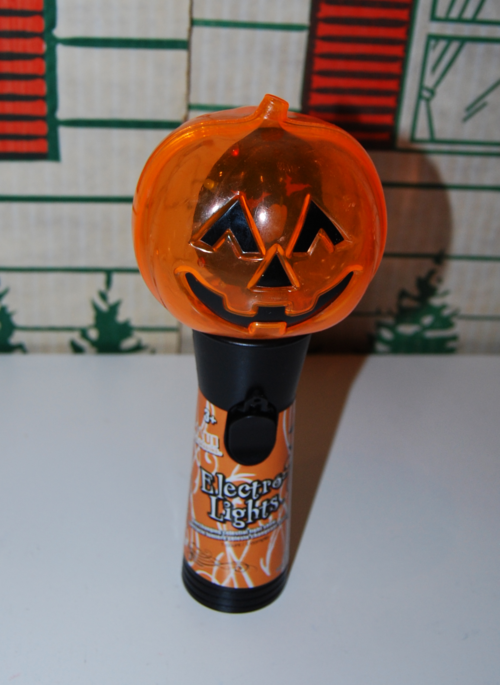 Halloween jol electric light up toy