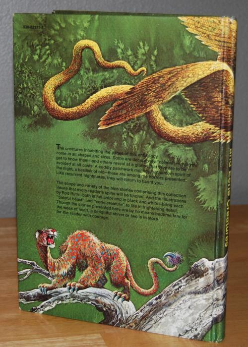 Baleful beasts & eerie creatures back